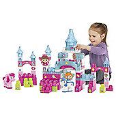 Mega Bloks First Builders Lil Princess Crystal Castle