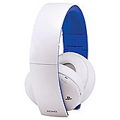 PS4 Wireless Headset White