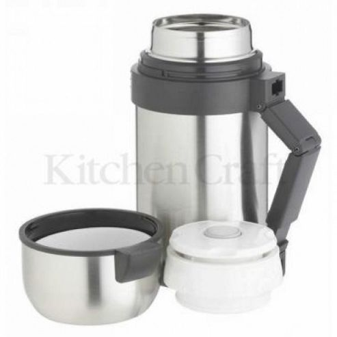 TP - Flask - MC Soup/Food Flask 1.2 Litre SS