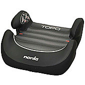 Nania Topo Comfort Booster Seat (Graphic Black)