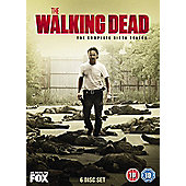 The Walking Dead - Season 6 DVD