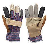 Silverline Furniture Rigger Gloves Large