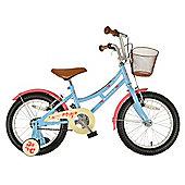Dawes Lil Duchess Girls 16 Inch Kids Traditional Bike