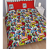 Marvel Comics Double Duvet - Justice