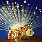 Pillow Pets  Jolly Giraffe Dream Lite