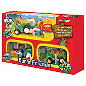 WOW Toys Farm Friends 3 in 1 Pack