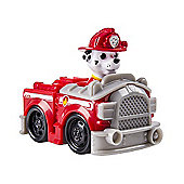 Paw Patrol Rescue Racer - Marshall