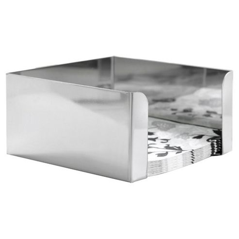 Steel Function Torino Stainless Steel Napkin Holder