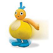 Twirlywoos Run Along Fun Sounds Soft Toy - Chick