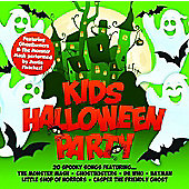 Kids Halloween Party CD
