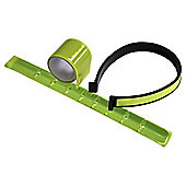 Rolson Bicycle Hi-Vis Armbands & Clip