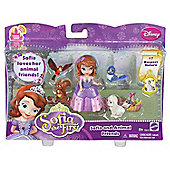 Disney Princess Sofia The First Sofia & Animal Friends