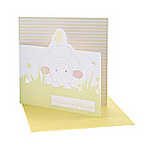 Mothercare Unisex Lamb Card