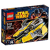 Lego Star Wars Jedi Interceptor 75038