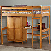 Birlea Cotswold High Sleeper Bed - Pine