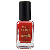 Barry M Nail Paint 262 - Bright Red