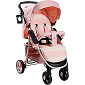 My Babiie Billie Faiers MB30 Pushchair (Pink Stripes)