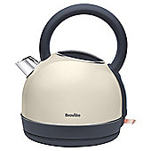 Breville VKJ824 Traditional Kettle - Vanilla Cream