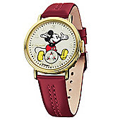 Disney Ingersoll The Golden Years Ladies Seconds Sub Dial Watch 26502