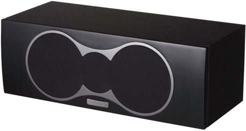 MISSION MXC1 CENTRE SPEAKER (BLACK)