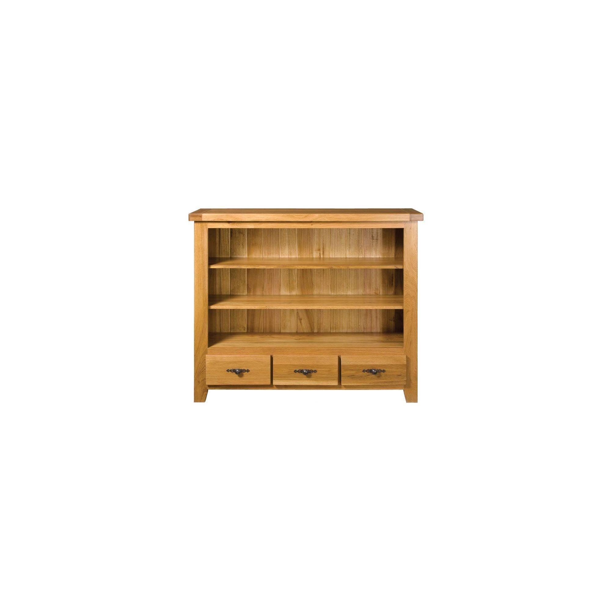 Alterton Furniture Marlborough 3 Drawer Bookcase at Tesco Direct