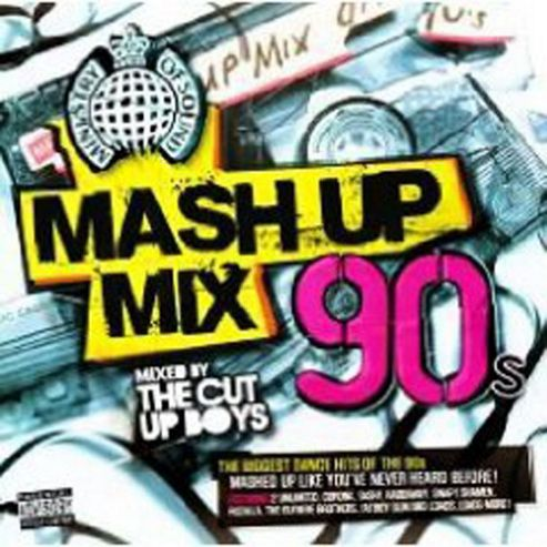 The Mash Up Mix 90S