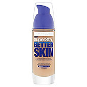 Maybelline Better Skin Foundation Sand