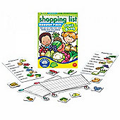 Orchard Toys Shopping List Booster Pack Fruit and Veg