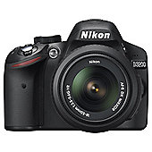 Nikon D3200 Digital SLR Camera 24.2MP with 18-55mm Lens