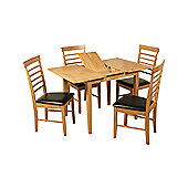Elements Hanover 5 Piece Dining Set