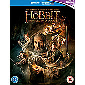 The Hobbit: The Desolation Of Smaug (Bluray)