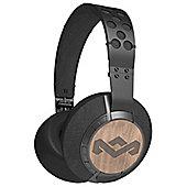 House of Marley Liberate XL BT Bluetooth Headphones (Midnight)