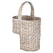 Pacific Lifestyle Water Hyacinth Stair Basket