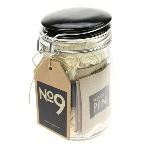 Jar 9 - French Knitting Kit