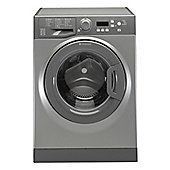Hotpoint WMBF742G Freestanding Washing Machine 16 Programmes in Graphite