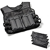 Tunturi Classic Weighted Vest 10kg - Adjustable