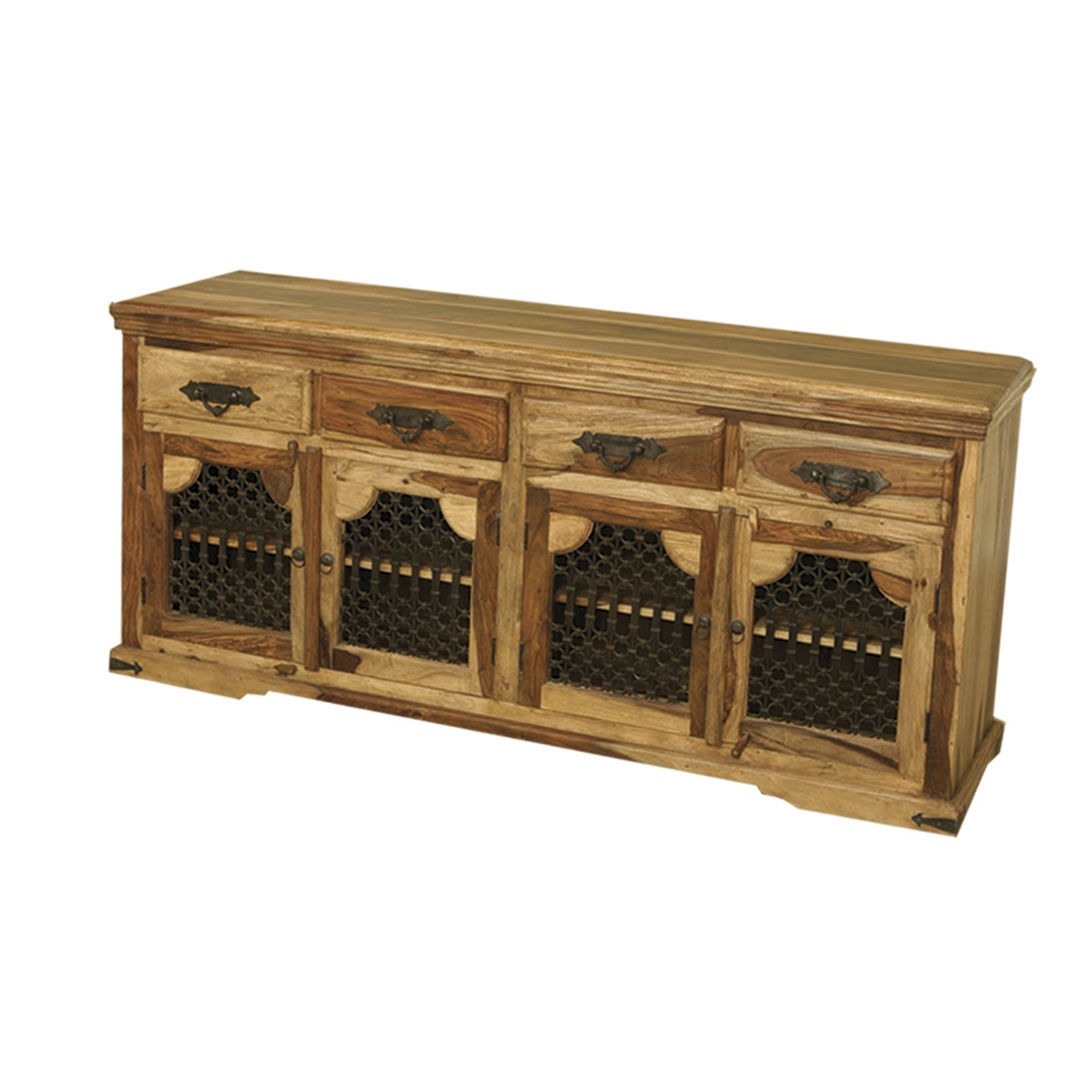 Elements Jaitu Four Door Sideboard at Tesco Direct