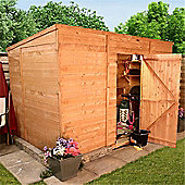 BillyOh 5000M Windowless Greenkeeper Premium Tongue and Groove Pent Shed