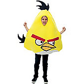 Child Yellow Angry Birds Costume (Deluxe)