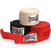 Everlast Boxing Hand Wraps - 3 Pack - Black