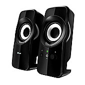 Trust Pulsion 2.0 Speaker Set  Black
