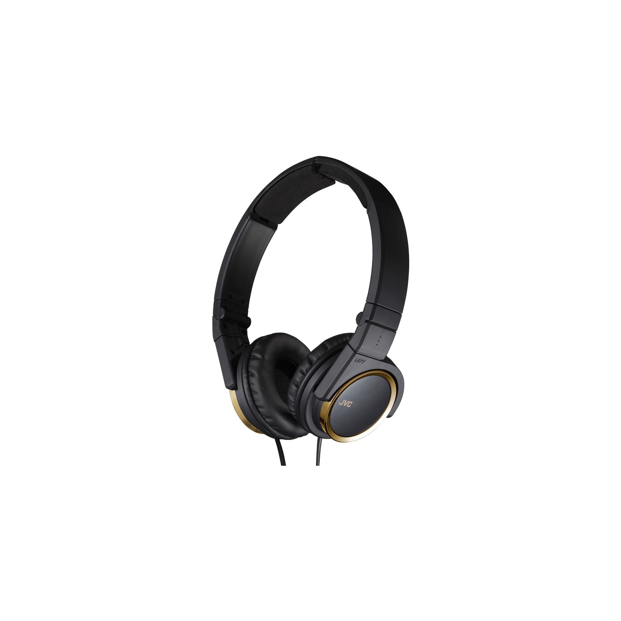JVC Carbon Nanotube Stereo Headphones - Gold