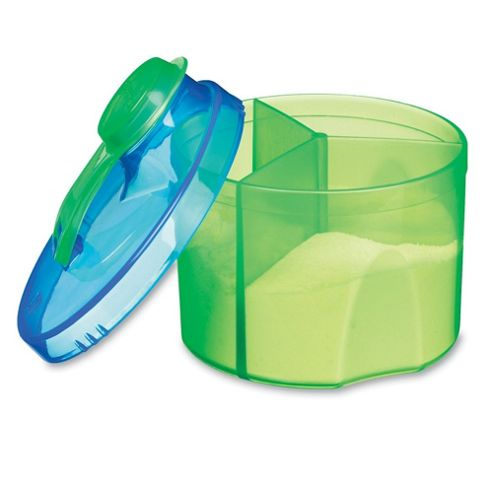 Munchkin Powdered Formula Dispenser Green
