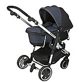 Kiddy Click n Move 3 Carrycot (Midnight)