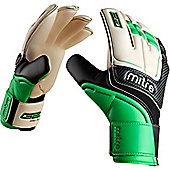 Mitre Anza G2 Pro Roll Goalkeeper Gloves - White
