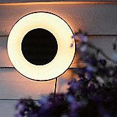 Lutec Origo Ceiling or Wall Light in Graphite