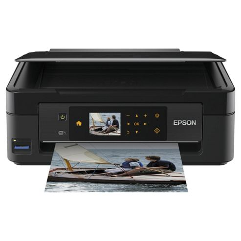 Epson XP 412 Wireless All-in-one Colour Inkjet Printer