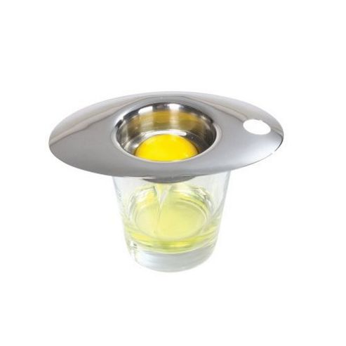 Master Class Stainless Steel Deluxe Egg Separator, Carded