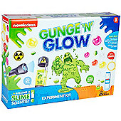 Nickelodeon Gunge 'N' Glow Experiment Kit