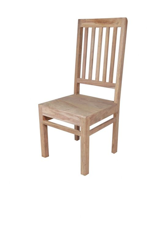 Wiseaction Lingfield Dining Chair Timber Seat